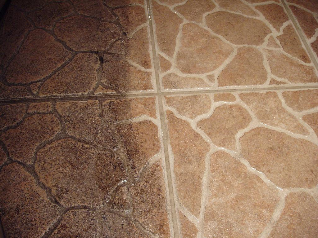 like new carpet tile grout cleaning