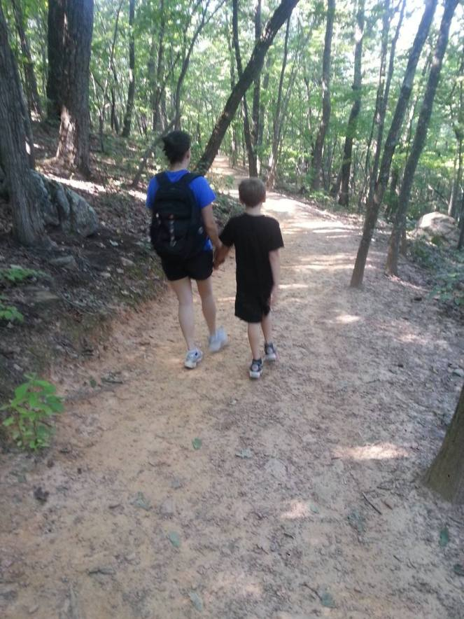 Get out and experience nature on walk or hike in Charlotte, NC