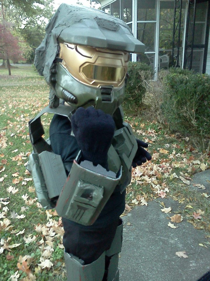 Check out my simple costume idea that can be put together in no time!