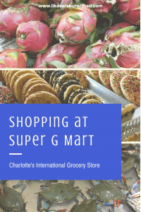 Find your next favorite grocery store at Super G Mart on E Independence Blvd in Charlotte, NC
