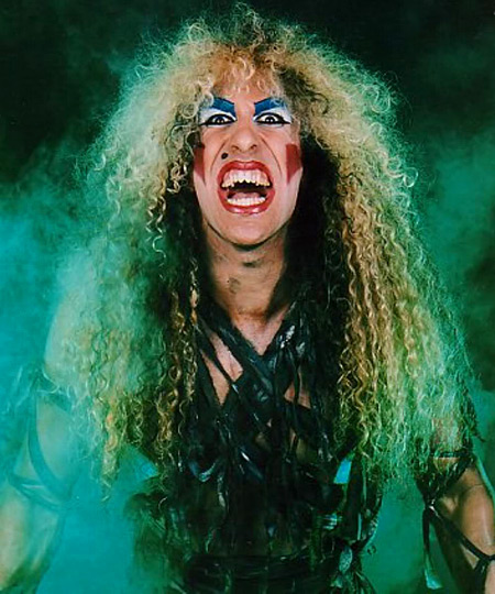 Image result for dee snider makeup