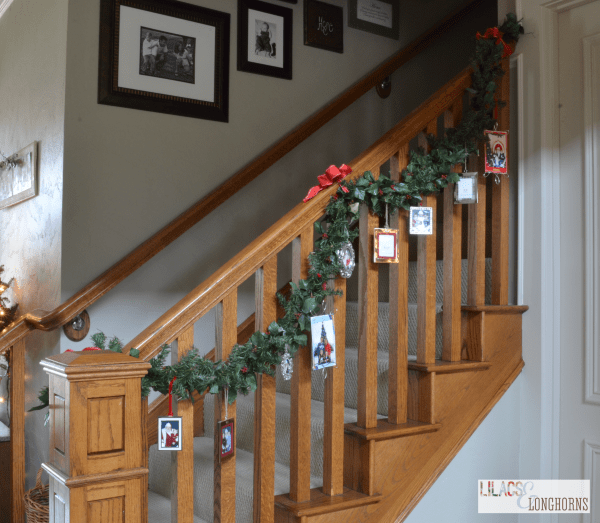 holiday bannister