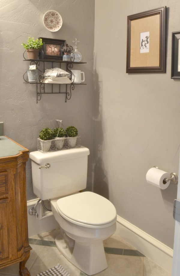 Powder Bath Makeover Kind Of Lilacs And