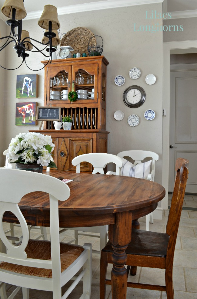 Farmhouse Table Makeover & Tips for Stripping Furniture
