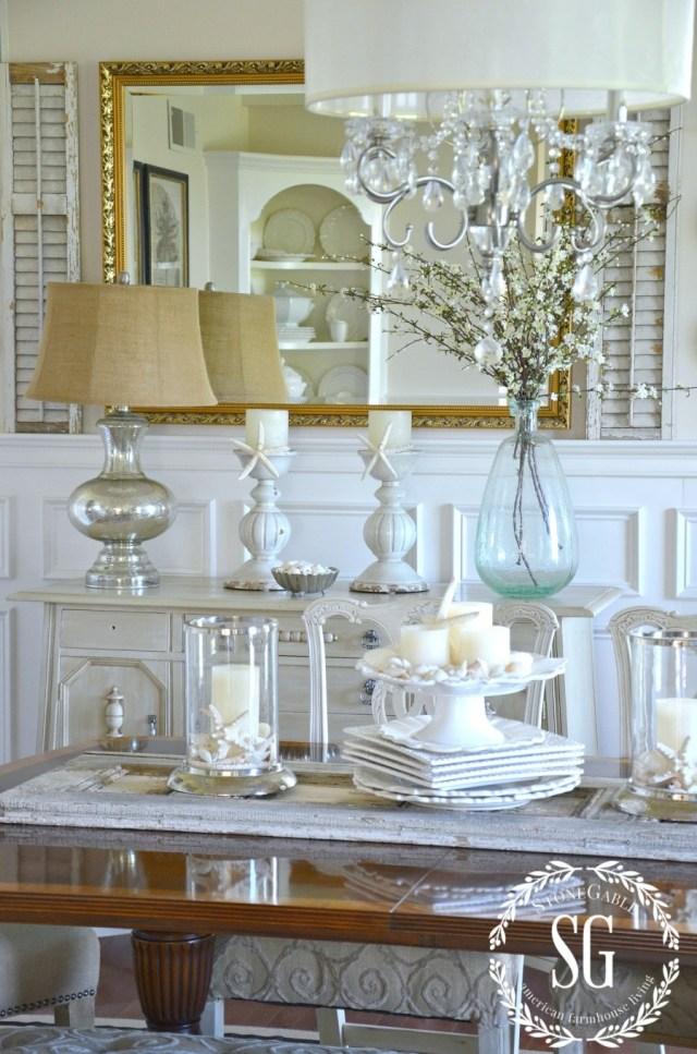 dining room stone gable blog
