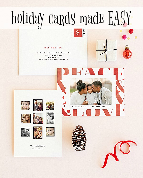 christmas cards made easy lilacs and longhornslilacs and longhorns