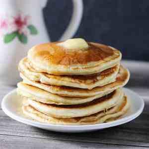 Super Fluffy Grain-Free Pancakes