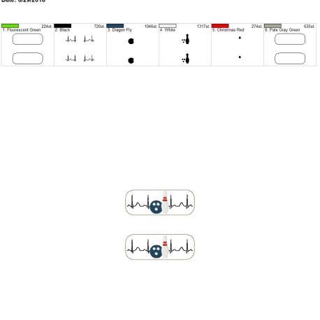 Bowling-EKG-Fob 4×4 grouped
