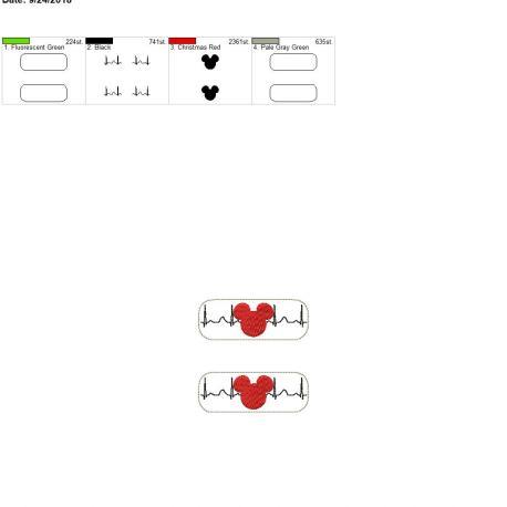Mouse-EKG-Fob 4×4 grouped