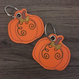 ITH – Fancy Pumpkin eyelet 4×4 and 5×7 Grouped