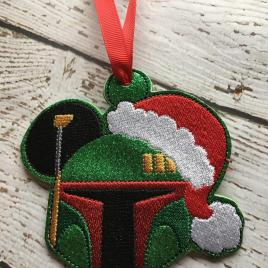 ITH – Boba Mouse Ornament 4×4 and 5×7 grouped