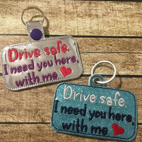 drive safe sample