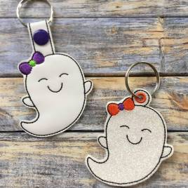 ITH – Girly Ghost Fobs 4×4 and 5×7 Grouped