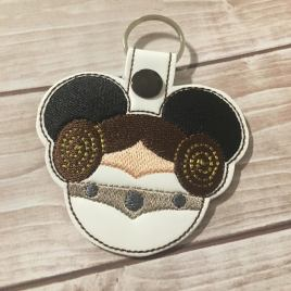 ITH – Galaxy Princess Mouse Fob 4×4 and 5×7 Grouped