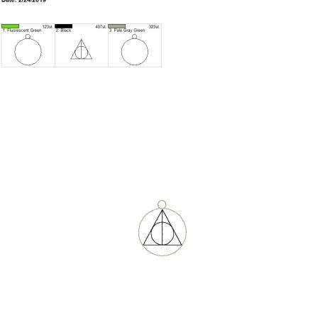 Wizard triange eyelet 4×4