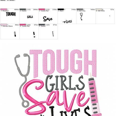 tough girls save lives 6×10