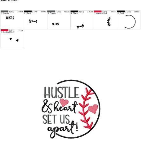 Hustle and Heart 8×12
