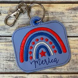 Merica Fobs – DIGITAL Embroidery DESIGN