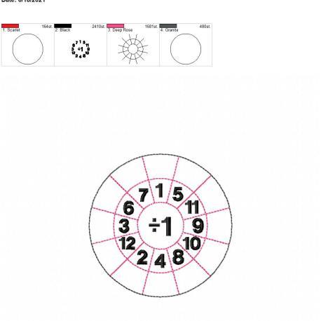 Division Wheel 1