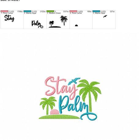 Stay Palm 4×4