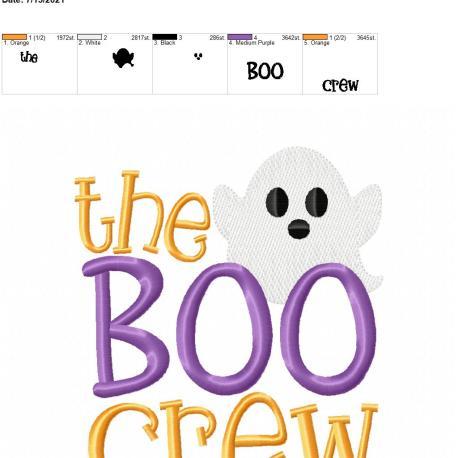 The Boo Crew 6×10