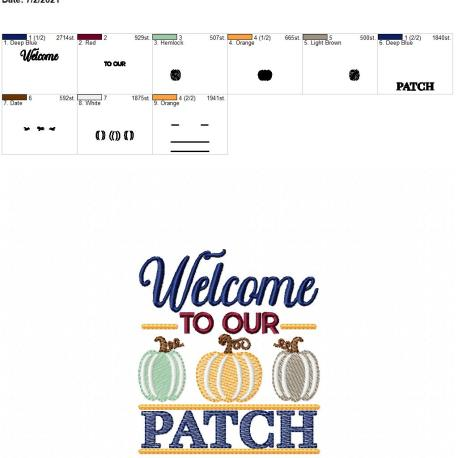 Welcome to our patch 4×4