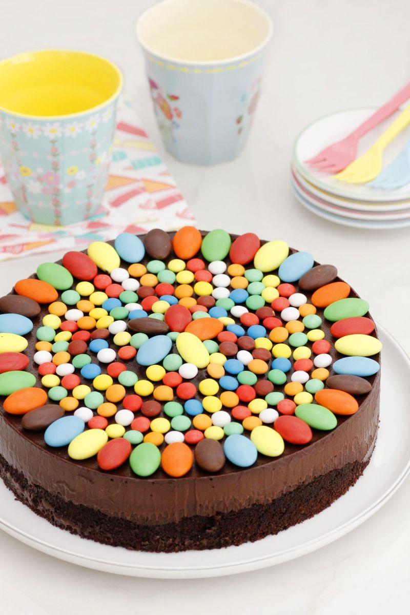 עוגת שוקולד בחושה מהירה