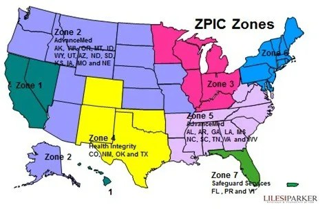 ZPIC Audits and ZPIC Suspension Actions