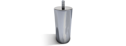 Zylinder Chrom