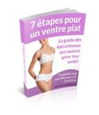 lilicoaching 7 étapes pour un ventre plat Guide des épicuriennes qui veulent gérer leur poids !