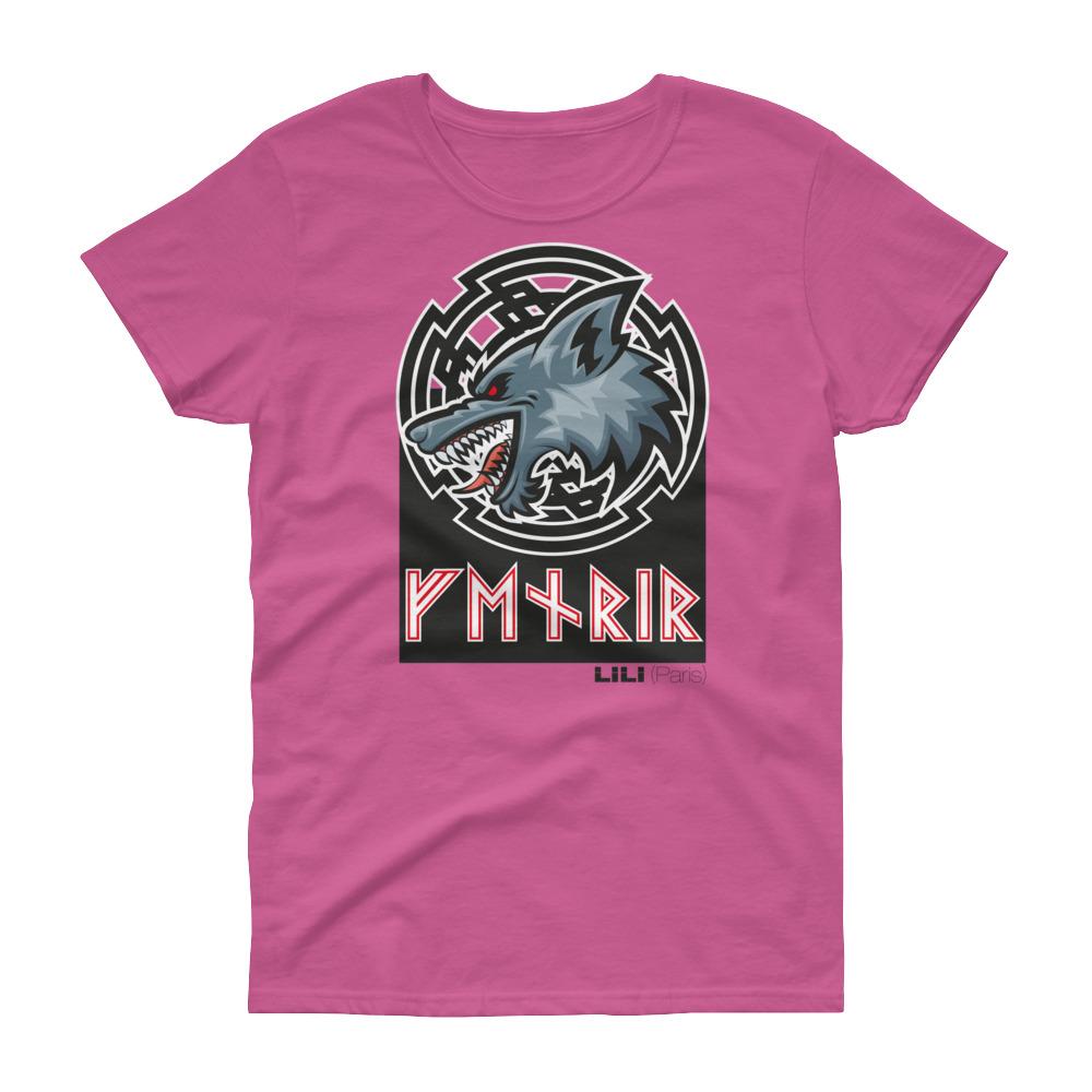 Fenrir – T-shirt Femme manches courtes