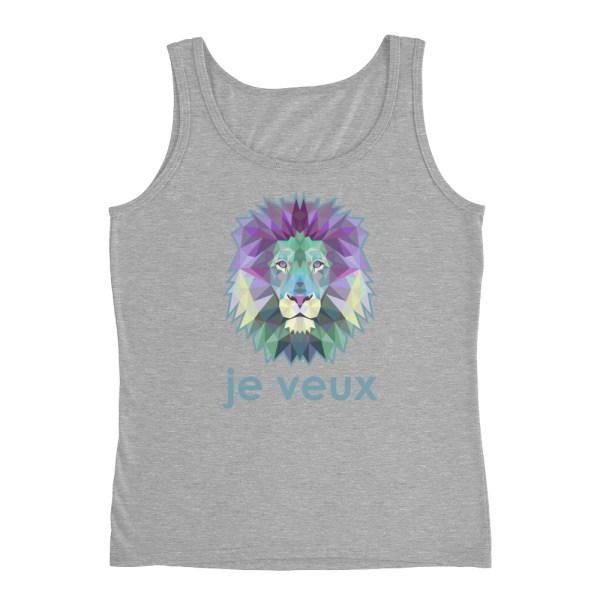 """Zoo """"Lion"""" - Débardeur Femme"""