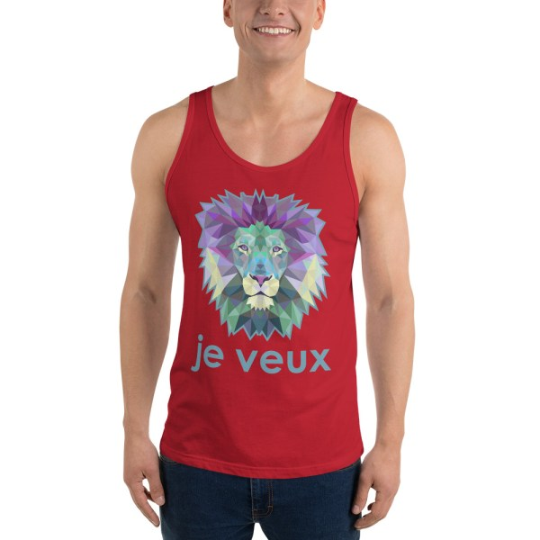 "Zoo ""Lion"" - Marcel Homme"