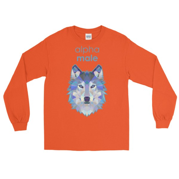 """Zoo """"Loup"""" - T-shirt manches longues Homme"""