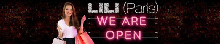 LILI (Paris) - Nous sommes ouverts !