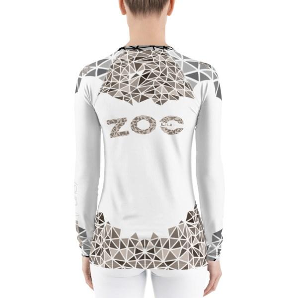 "Zoo ""Chat"" - Rashguard Femmes"