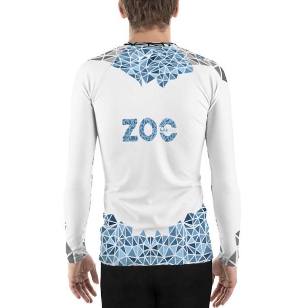 """Zoo """"Loup"""" - Rashguard Hommes"""