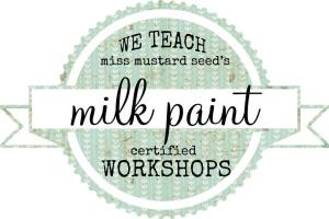 Workshop Milk Paint
