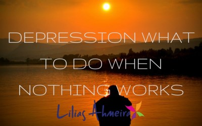 Depression What to Do When Nothing Works