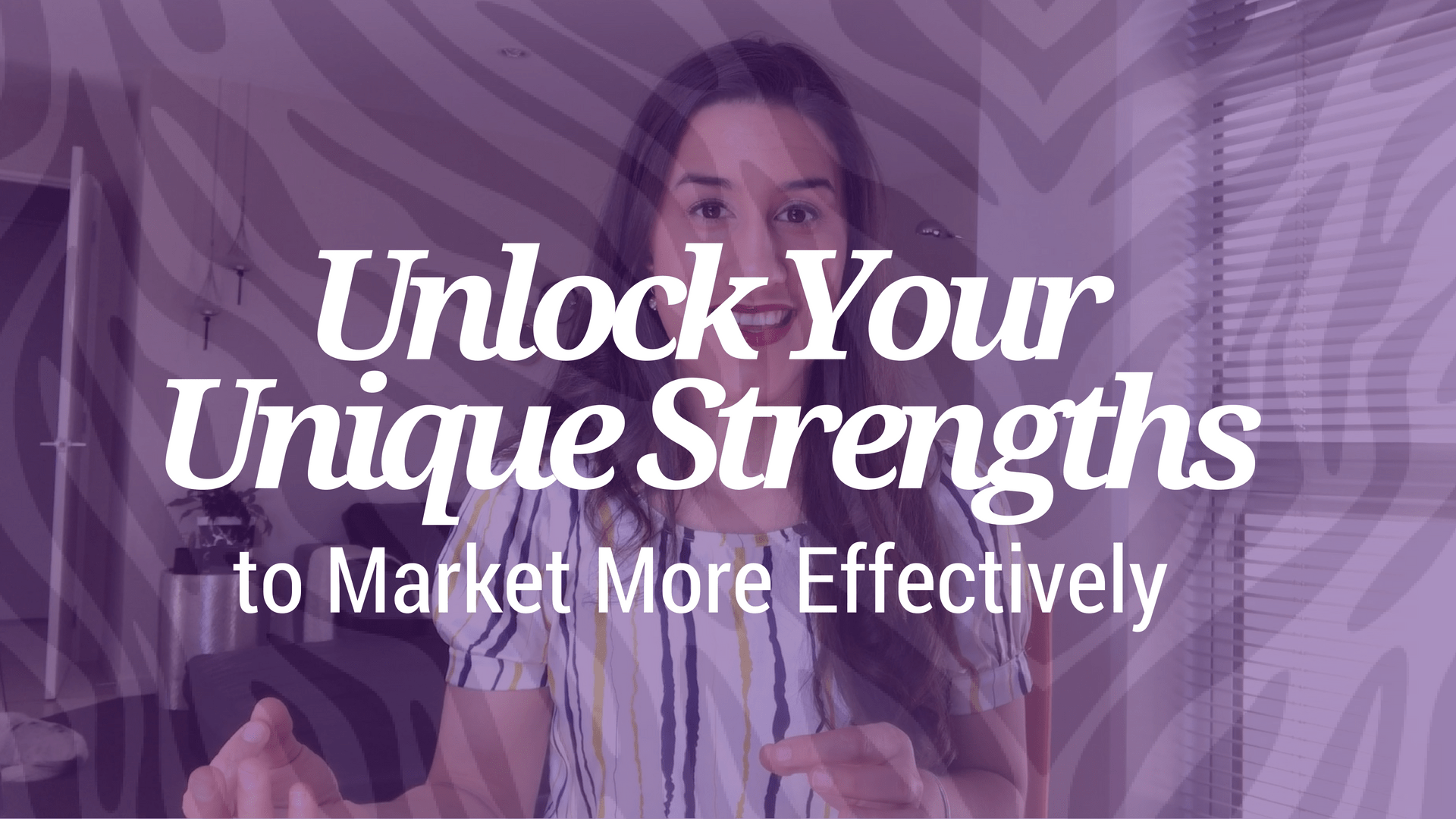 Discover Your Strengths To Market More Effectively Lilia