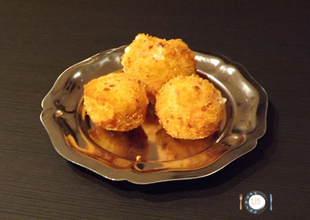 Croquettes Jambon – Fromage