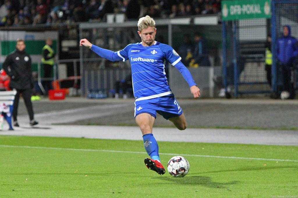 SV Darmstadt 98 - Hertha BSC 0:2