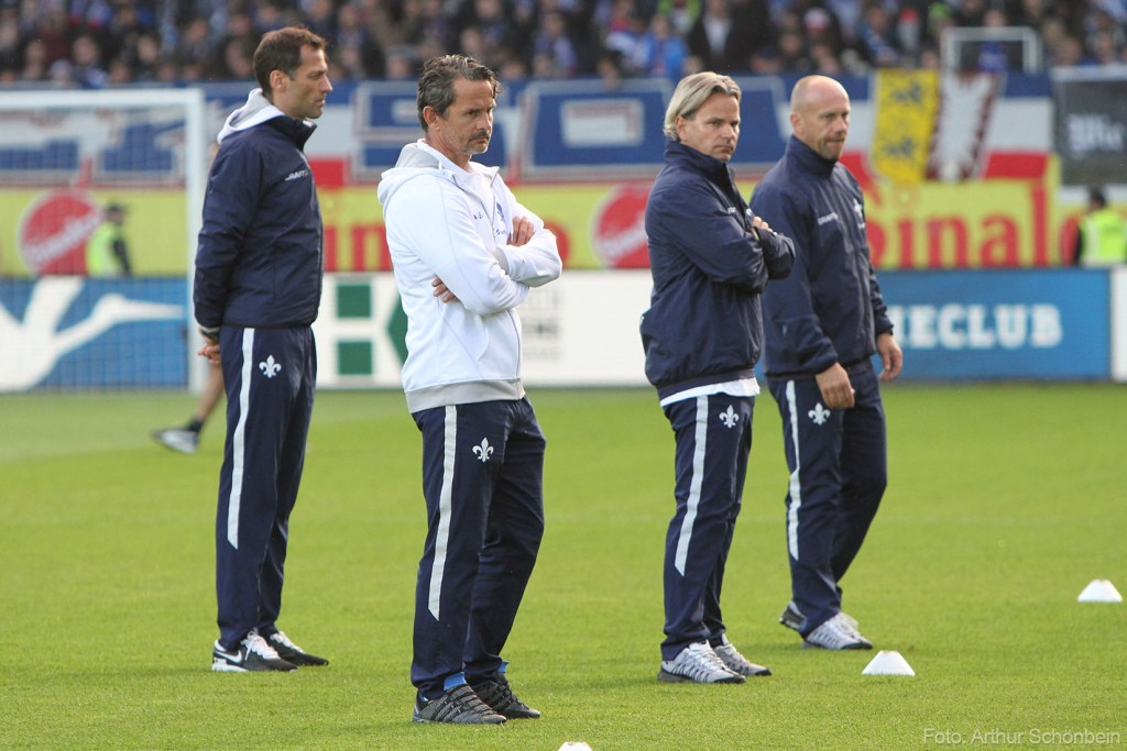 Dirk Schuster, SV Darmstadt 98