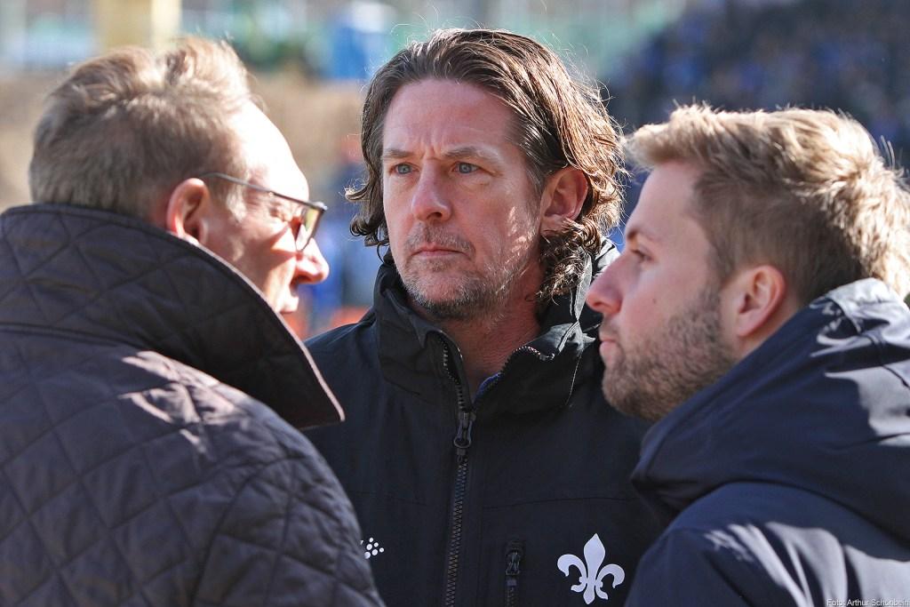 Carsten Wehlmann (Mitte), SV Darmstadt 98