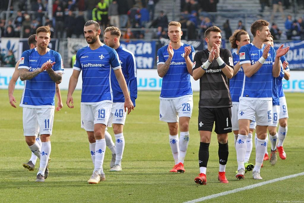 SV Darmstadt 98 - Dynamo Dresden 2:0