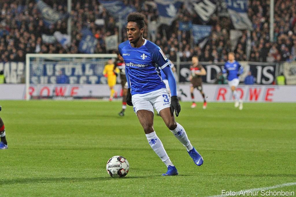Joevin Jones, SV Darmstadt 98