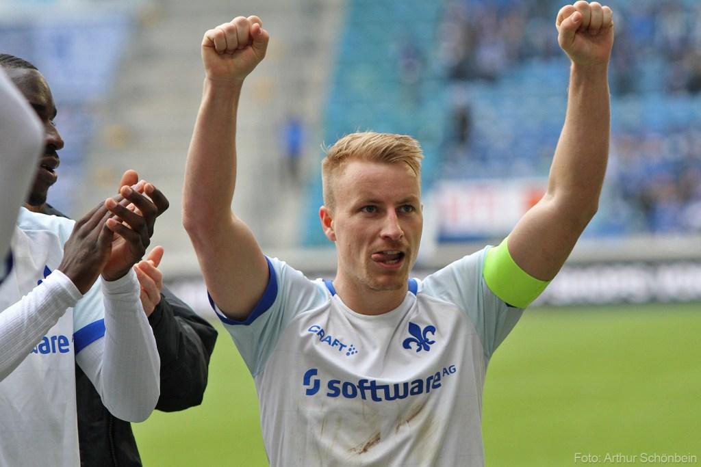 Fabian Holland, SV Darmstadt 98
