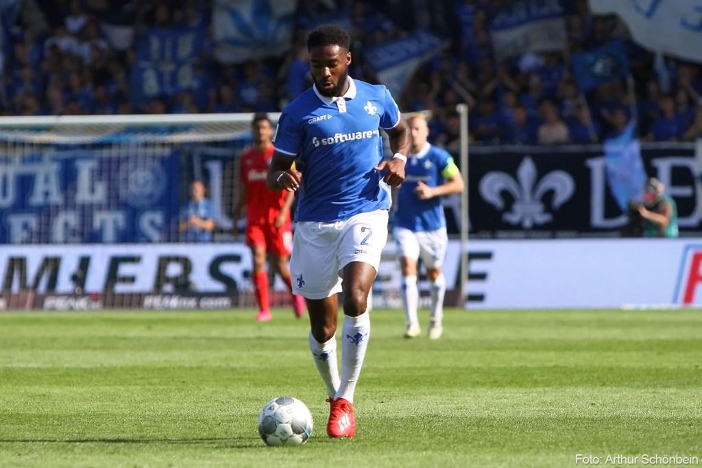 Mandela Egbo, SV Darmstadt 98