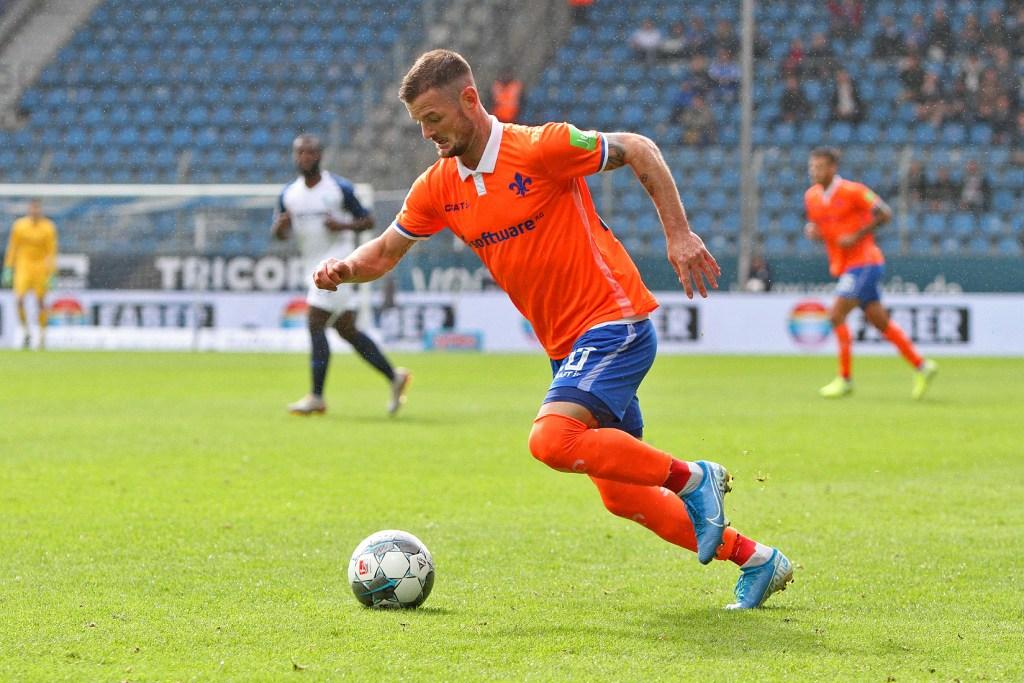 Marcel Heller, VfL Bochum - SV Darmstadt 98