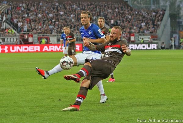 Letzte Saison bei St. Pauli